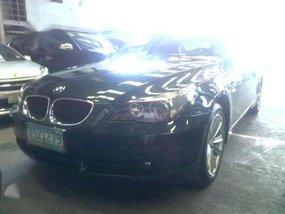 2004 BMW 530i AT Green Sedan For Sale
