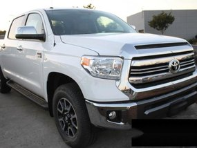 Well-maintained Toyota Tundra 1794 Edition 2017 for sale