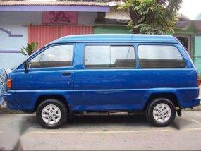 2006 Toyota Lite ace van blue for sale