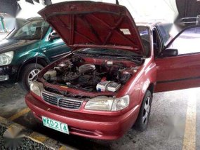 Toyota Corolla Altis XE 1999 Red For Sale