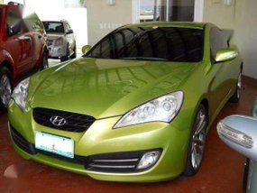 2009 Hyundai Genesis Coupe 3.8 V6 Gas for sale