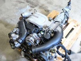 13B REW Twin Turbo Rotary Engine from RX7 FD3S
