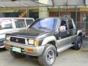 Mitsubishi L200 1999 Year  100K for sale