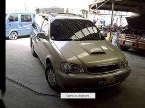 Original 2006 model 9 seatters kia carnival