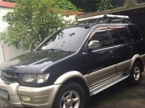 Isuzu XUV 2002 MT Gray SUV For Sale