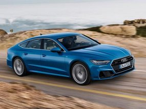 Audi A7 2019 premieres with new excellent design and more tech