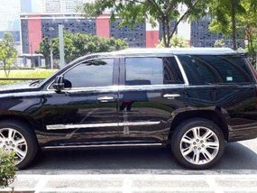 Almost Pristine Cadillac Escalde 2016 For Sale