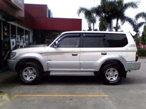 1997 Toyota Land Cruiser Prado 4x4 For Sale