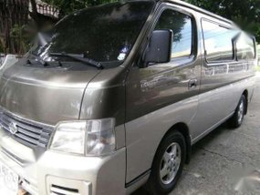 Very Good Condition 2007 Nissan Urvan Estate For Sale