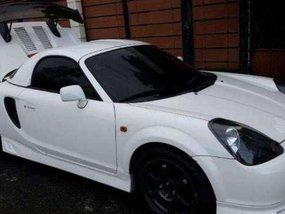 Toyota MR-Spyder 2000 MT White For Sale