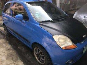 Chevrolet Spark 2005 MT Blue For Sale