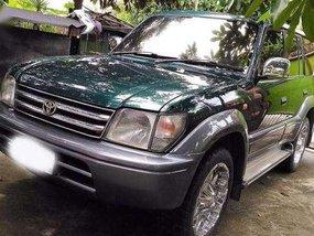 1995 Toyota Land Cruiser Prado Green For Sale