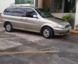 Good Condition Kia Carnival 2006 AT For Sale