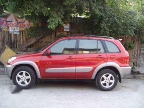 2004 model TOYOTA RAV 4 - very well KEPT - very cold aircon