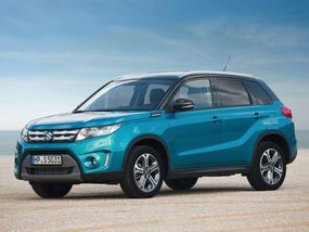 Suzuki Vitara 2018 to arrive in the Philippines next month