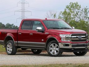 Ford F-150 2018 won 2017 Top Safety Pick Award