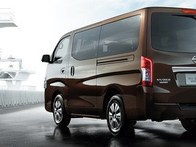 Nissan NV350 Urvan Premium 2018 to arrive in our country next month