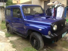 Kia Retona Cruiser 4WD 2.5 MT Blue For Sale