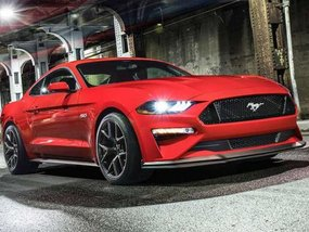 Ford Mustang GT 2018 receives new Performance Pack Level 2