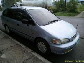 Honda Odyssey 1998 AT Wagon Blue For Sale
