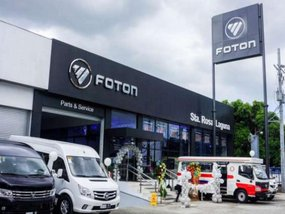 Foton Philippines opens new dealership in Sta. Rosa
