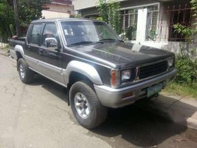 Mitsubishi Strada 4x4 1997 MT Gray For Sale