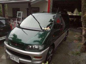 Mitsubishi Spacegear 2002 Local MT Green For Sale