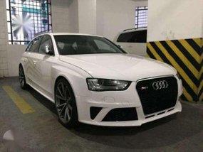2013 Audi RS4 4.2 V8 AT White For Sale