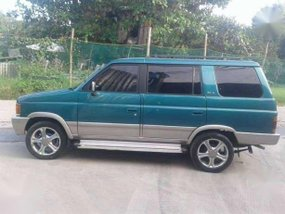 1998 Isuzu Hilander SLX (MT)