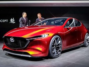 Behold Mazda Kai Concept at 2017 Tokyo Motor Show