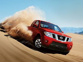 Nissan may equip pickups and large SUVs with hybrid power