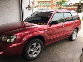 Well-kept  SUBARU LEGACY FORESTER 2004 for sale