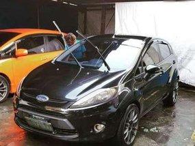 2010 Ford Fiesta MT