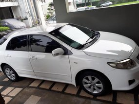 2007 Toyota Corolla Gasoline Manual for sale