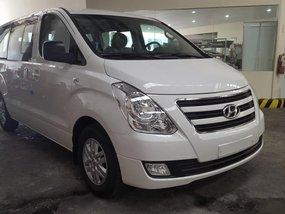 2017 Hyundai G.starex white for sale