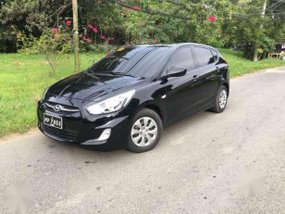 2016 Hyundai Accent CRDI HB AT Black For Sale