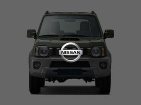 "A Nissan ""pickup-based"" SUV to debut by 2018"
