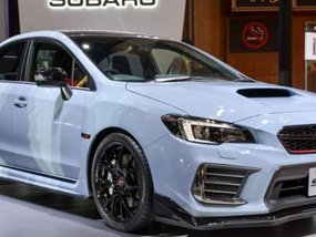 Subaru WRX STI S208 steals 2017 Tokyo Motor Show