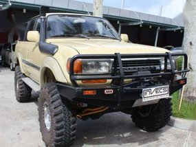 Flawless Condition 1991 Toyota Land Cruiser AT
