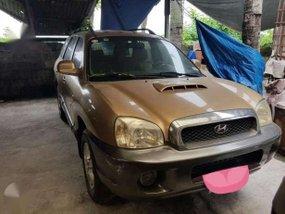 For Sale Hyundai Santa Fe 2001 model