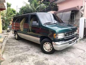 Ford E150 61k mileage only preserved condition very fresh