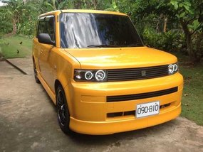 Toyota BB hatch yellow for Sale