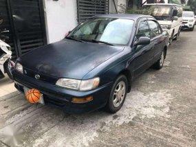 Toyota Corolla 1996 XE MT Blue For Sale