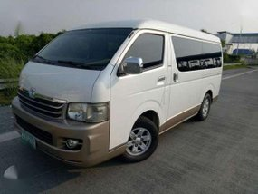 All Working Toyota Super Grandia 2008 AT For Sale