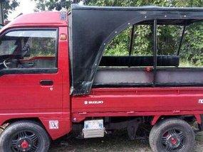 Suzuki Multicab 4x4 2003 MT Red For Sale