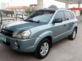 Hyundai Tucson 2005 MT (Super Fresh SUV)