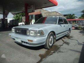 Crown Super Saloon Toyota Phil Orig1990 EFi Super Cold AC-Car for sale