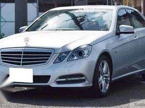 2011 Mercedes Benz E200 E250 Cgi