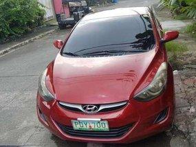 Fresh Like New Hyundai Elantra AT 2011 1.6 For Sale
