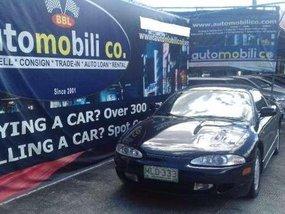 1998 Mitsubishi Eclipse 20 Automatic Gas Automobilico SM Bicutan